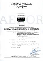 certificado PRETERSA